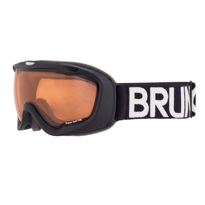 Brunotti Cold  (zwart) - heren ski / snowboard brillen - Brunotti online shop
