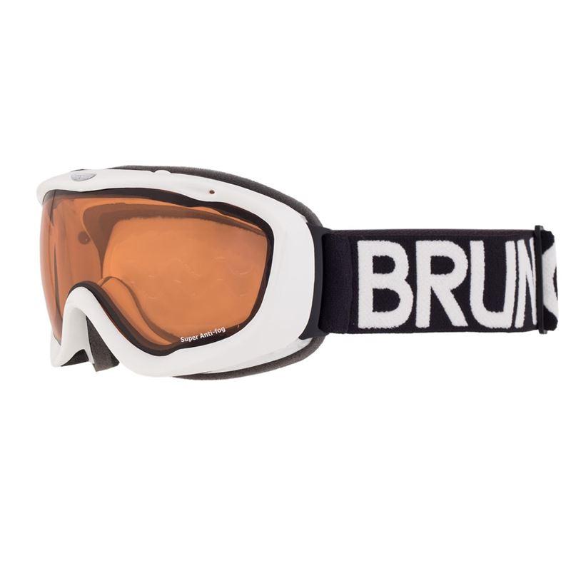 Brunotti Cold  (wit) - heren ski / snowboard brillen - Brunotti online shop