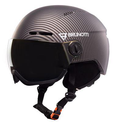 Brunotti Robotic AO 4 Unisex Helmet. Verfügbar in 53/58,59/61 (1825081212-0928)