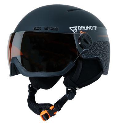 Brunotti Robotic 3 Unisex Helmet. Beschikbaar in 53/58,59/61 (1825081216-099)