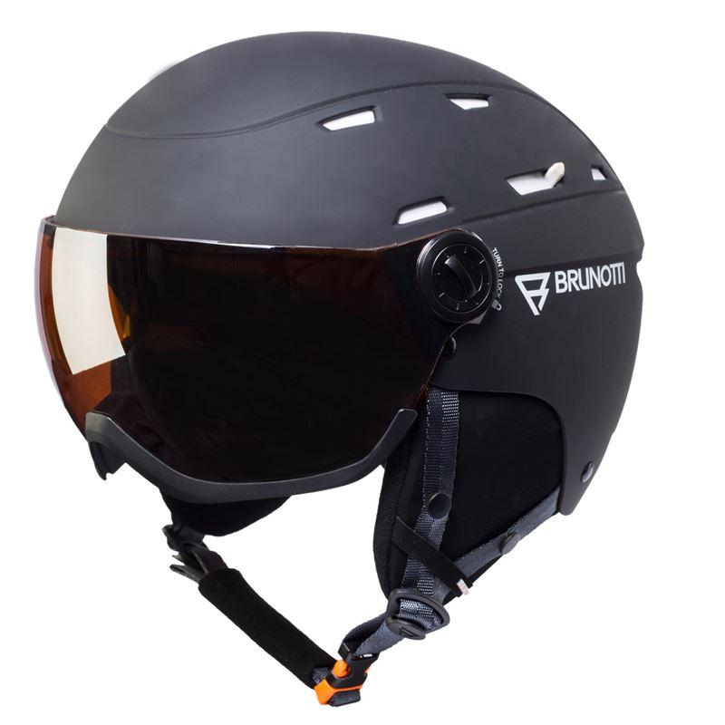 Brunotti Wakefield  (schwarz) - herren ski / snowboard helme - Brunotti online shop