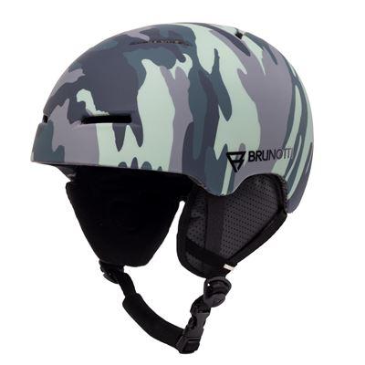 Brunotti Maddox 1 Unisex Helmet. Beschikbaar in 55/58,59/61 (1825081242-097)