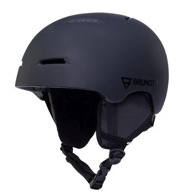 Brunotti Maddox 2 Unisex Helmet. Beschikbaar in 55/58,59/61 (1825081244-099)