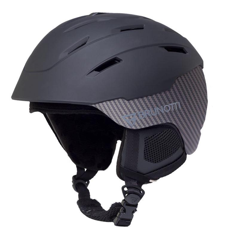 Brunotti Hybrid  (zwart) - heren ski / snowboard helmen - Brunotti online shop