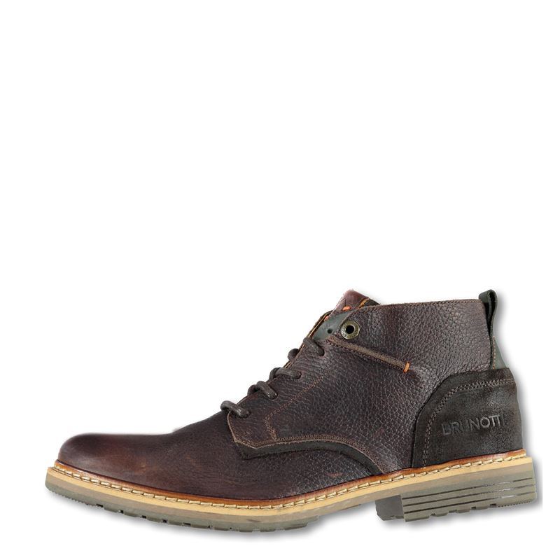 Brunotti Balme  (bruin) - heren schoenen - Brunotti online shop