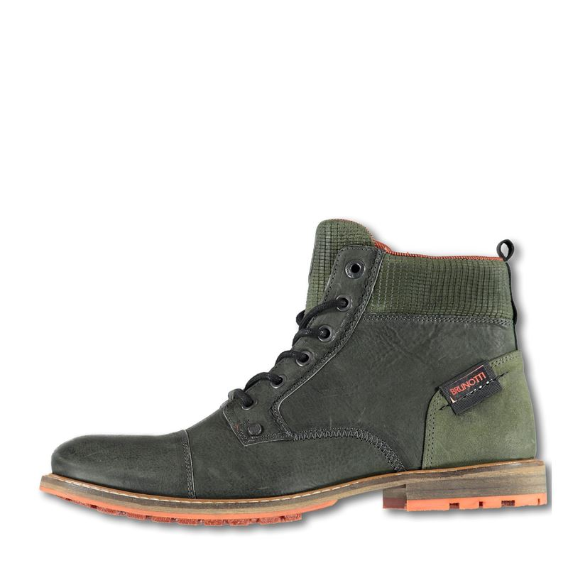 Brunotti Baone  (groen) - heren schoenen - Brunotti online shop
