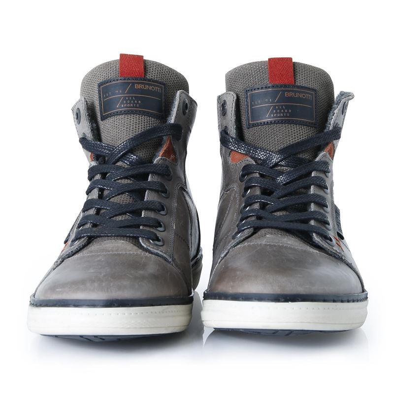 7846c7fda84 Brunotti Barcis (grijs) - heren schoenen - Brunotti online shop