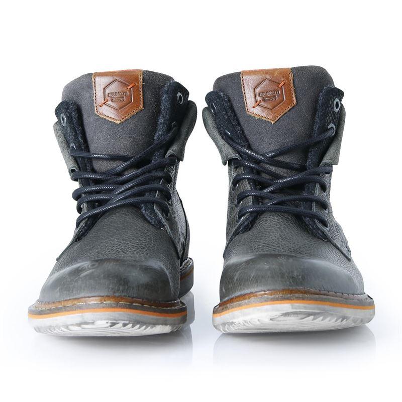 b9cbb7988c2 Brunotti Binago (grijs) - heren schoenen - Brunotti online shop
