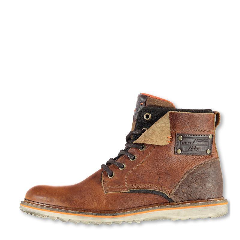 Brunotti Binago  (bruin) - heren schoenen - Brunotti online shop