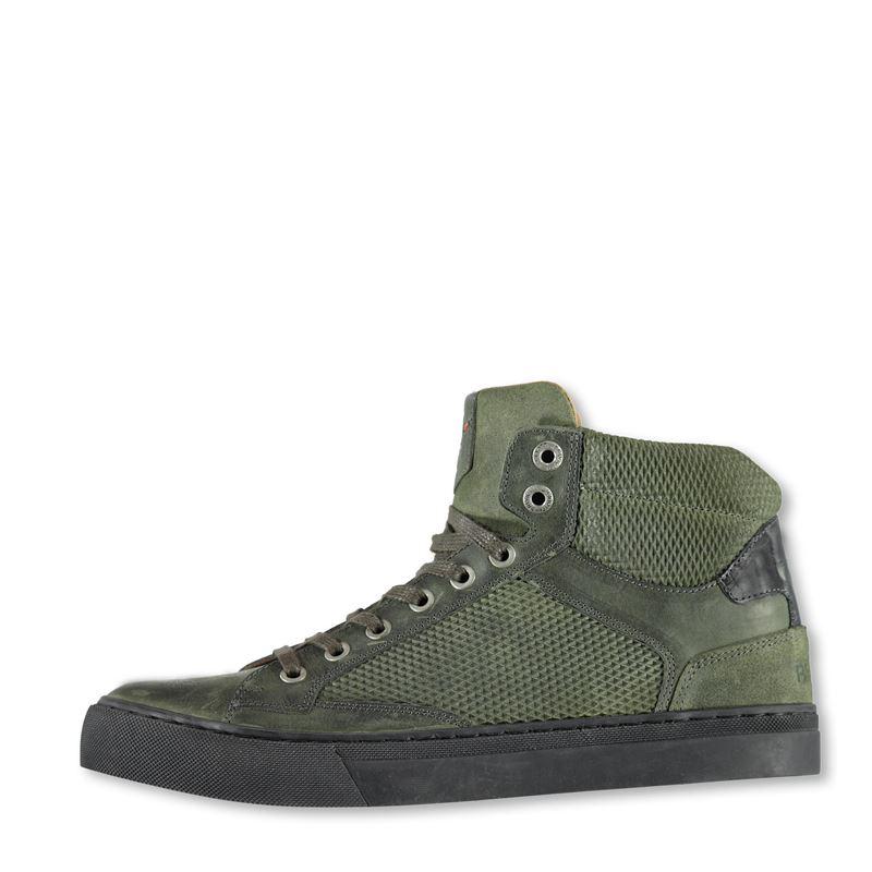 Brunotti Buttrio  (groen) - heren schoenen - Brunotti online shop