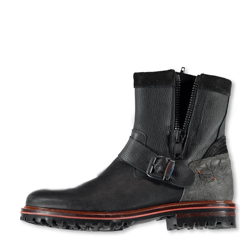 Brunotti Buseto  (zwart) - heren schoenen - Brunotti online shop