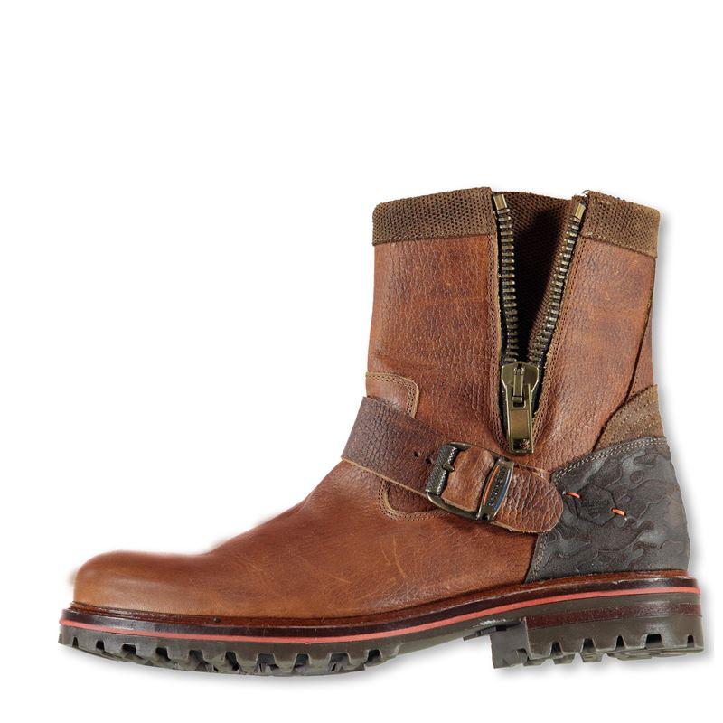 Brunotti Buseto  (bruin) - heren schoenen - Brunotti online shop