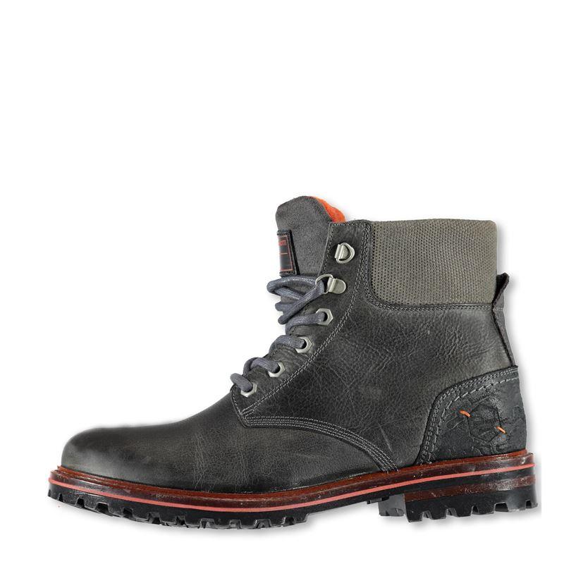 Brunotti Borso  (grijs) - heren schoenen - Brunotti online shop