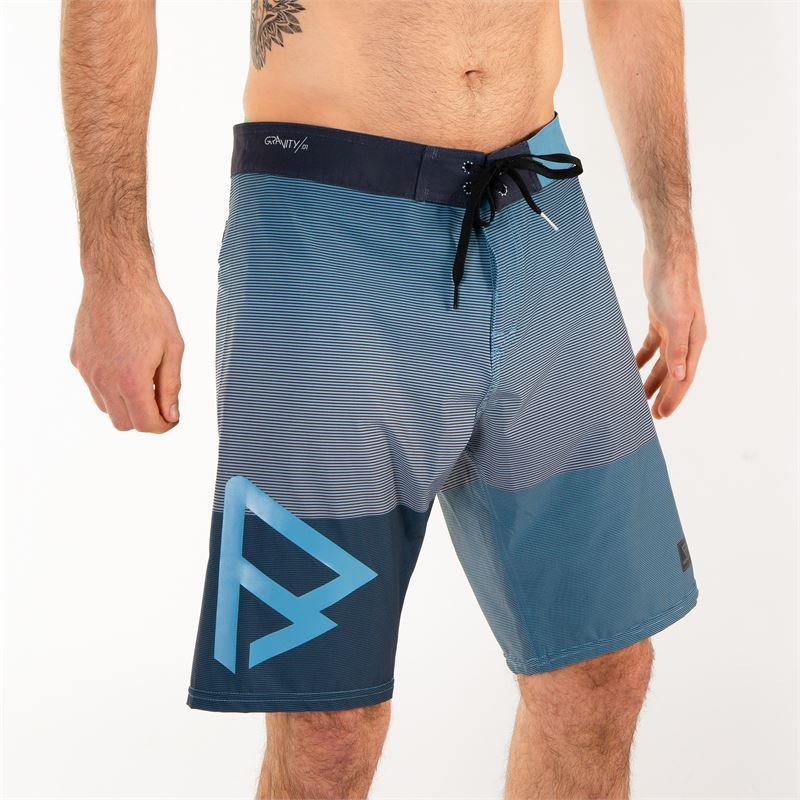 Brunotti Drew  (blue) - men boardshorts - Brunotti online shop