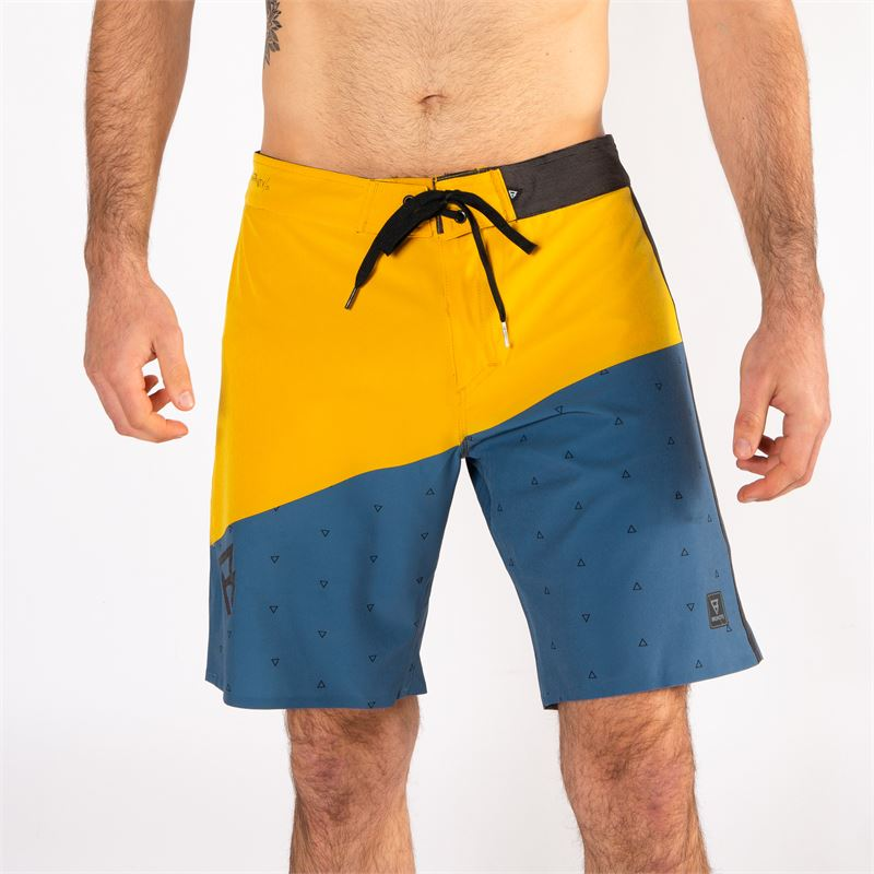 Brunotti Pike  (blue) - men boardshorts - Brunotti online shop