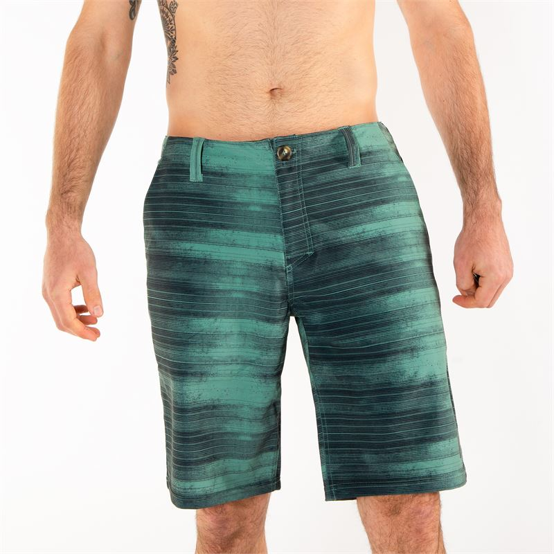 Brunotti Panga  (grün) - herren boardshorts - Brunotti online shop