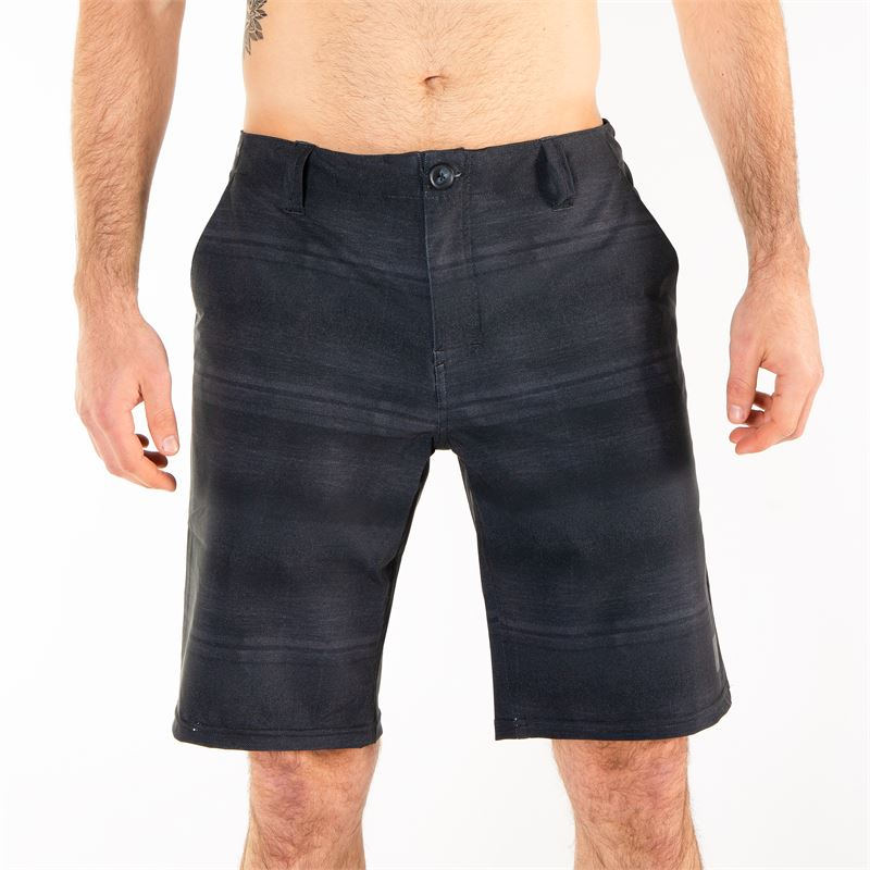 Brunotti Panga  (black) - men boardshorts - Brunotti online shop
