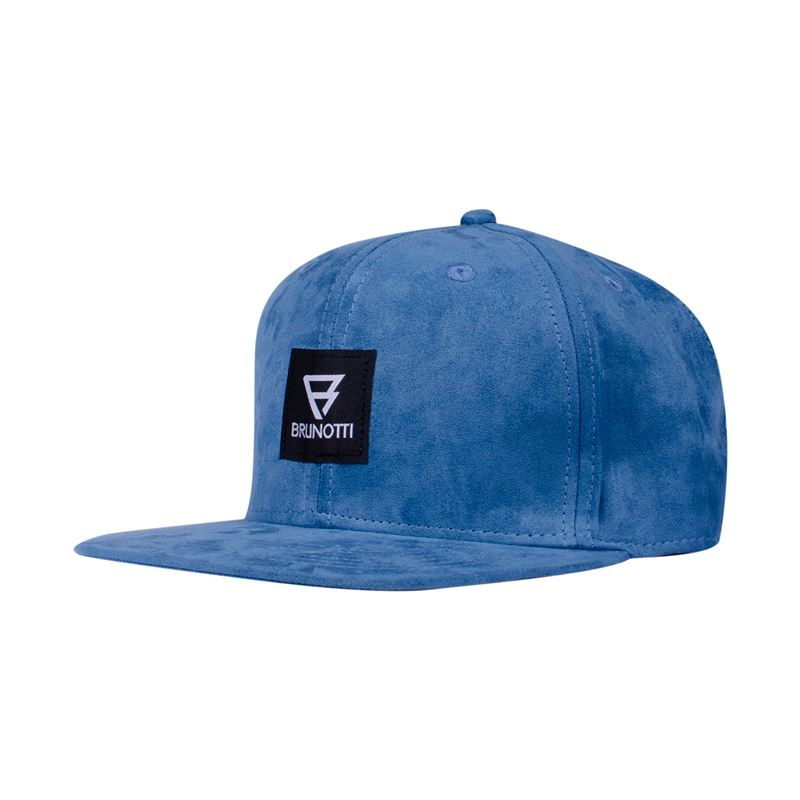 Brunotti California  (blauw) - heren caps - Brunotti online shop