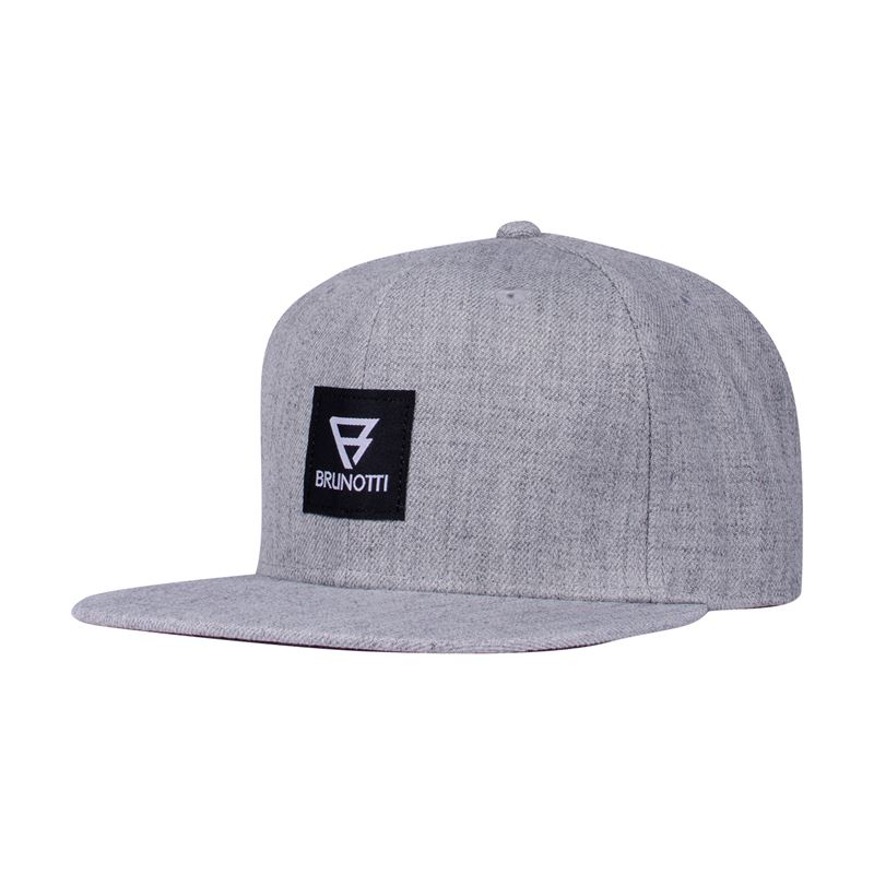 Brunotti California  (grey) - men caps - Brunotti online shop