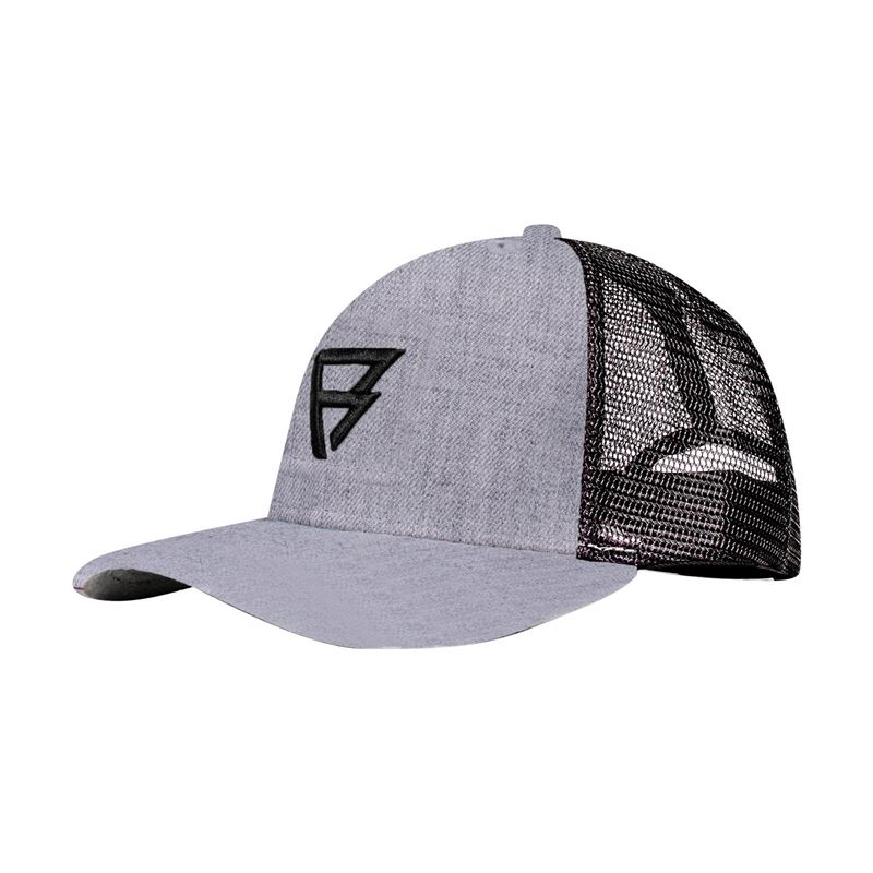 Brunotti Scheveningen  (grijs) - heren caps - Brunotti online shop