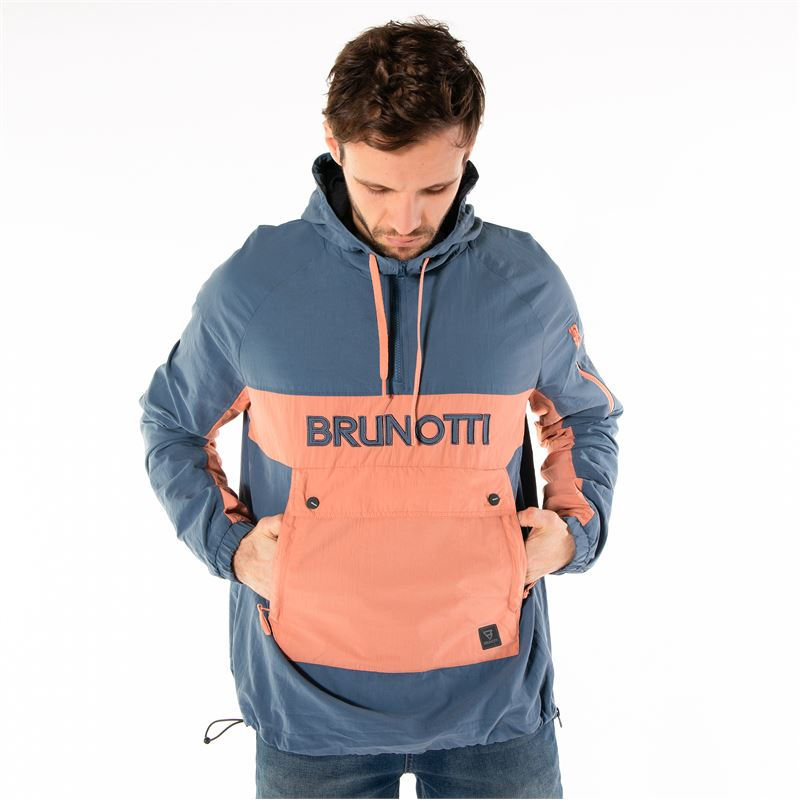Brunotti Macushla  (blue) - men jackets - Brunotti online shop
