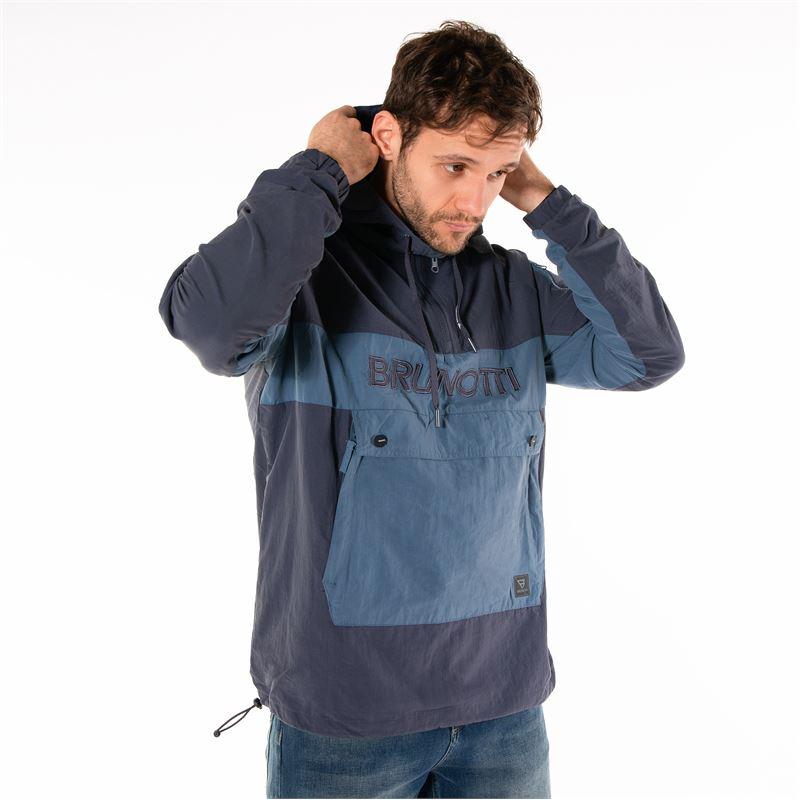 Brunotti Macushla  (blauw) - heren jassen - Brunotti online shop