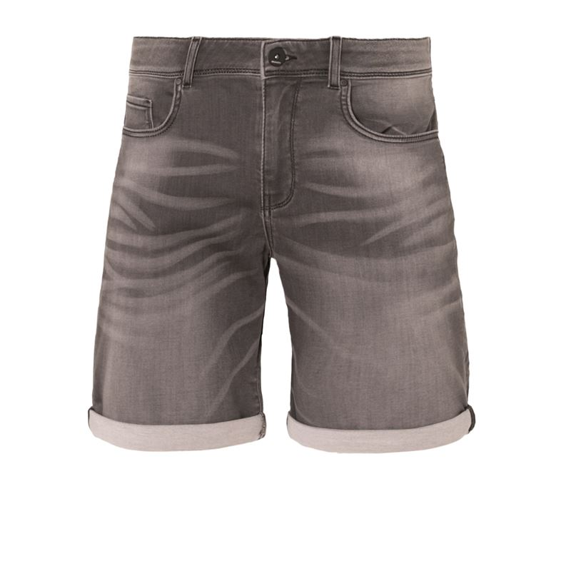 Brunotti Hangtime  (grijs) - heren casual shorts - Brunotti online shop
