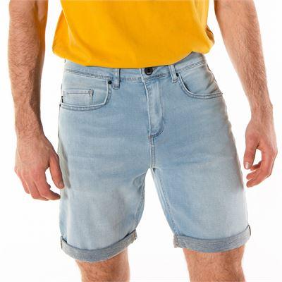 Brunotti Hangtime Mens Jog Jeans Short. Beschikbaar in S,M,L,XL,XXL,XXXL (1911026083-100)