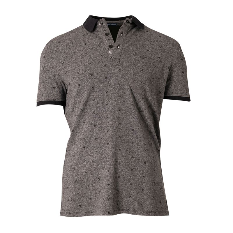Brunotti Addax  (grey) - men t-shirts & polos - Brunotti online shop