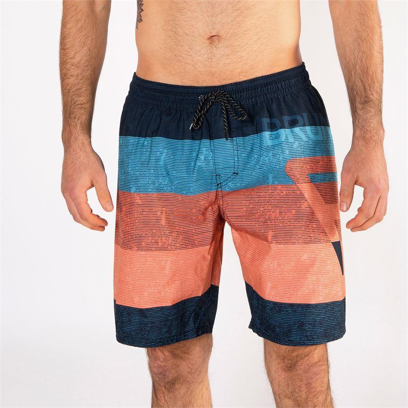 Brunotti Kelvin  (blau) - herren schwimmshorts - Brunotti online shop