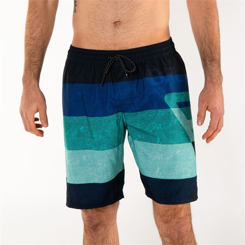 Brunotti Kelvin  (black) - men swimshorts - Brunotti online shop