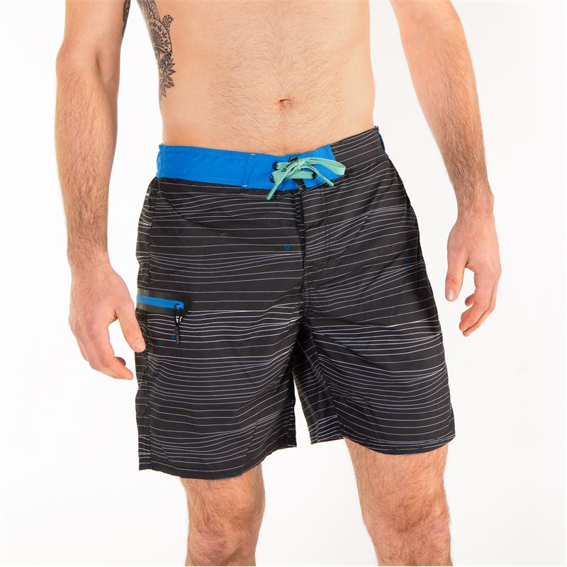 Brunotti Frye  (black) - men swimshorts - Brunotti online shop