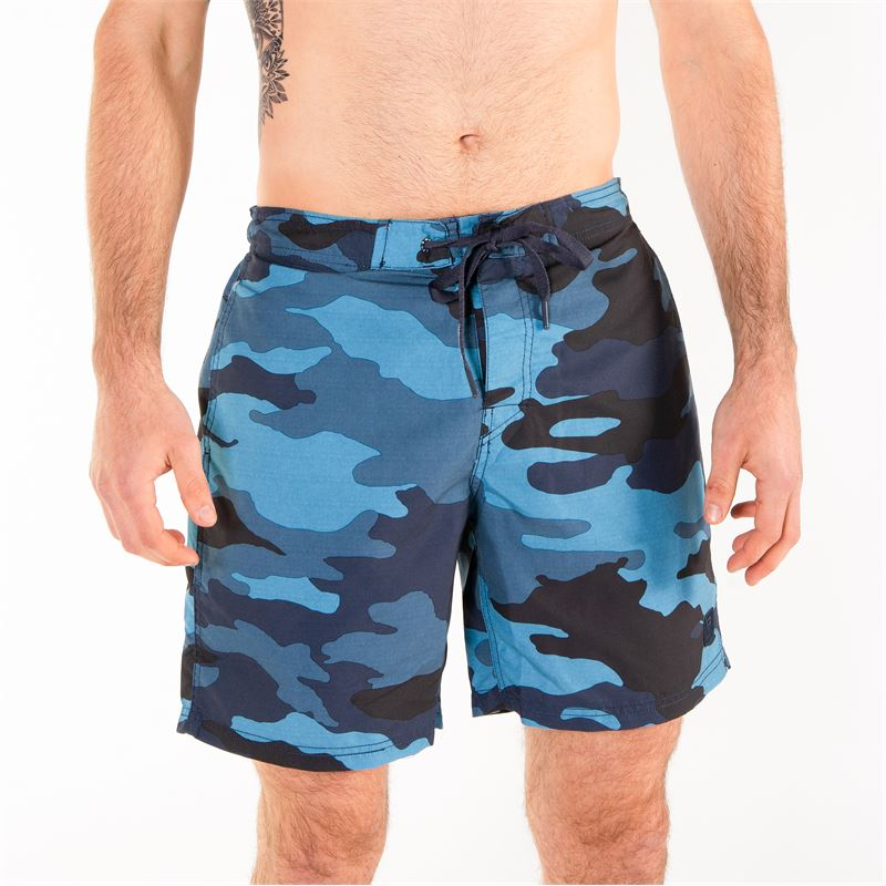 Brunotti Madslide  (blue) - men swimshorts - Brunotti online shop