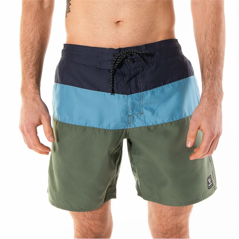 Brunotti Catamaran  (green) - men swimshorts - Brunotti online shop