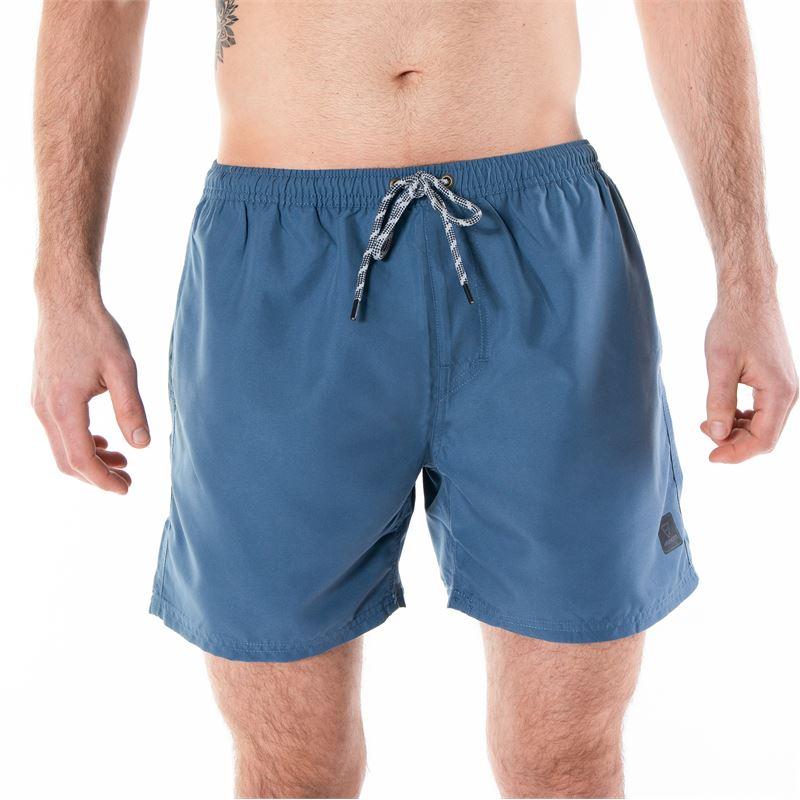 Brunotti Tasker  (blauw) - heren zwemshorts - Brunotti online shop