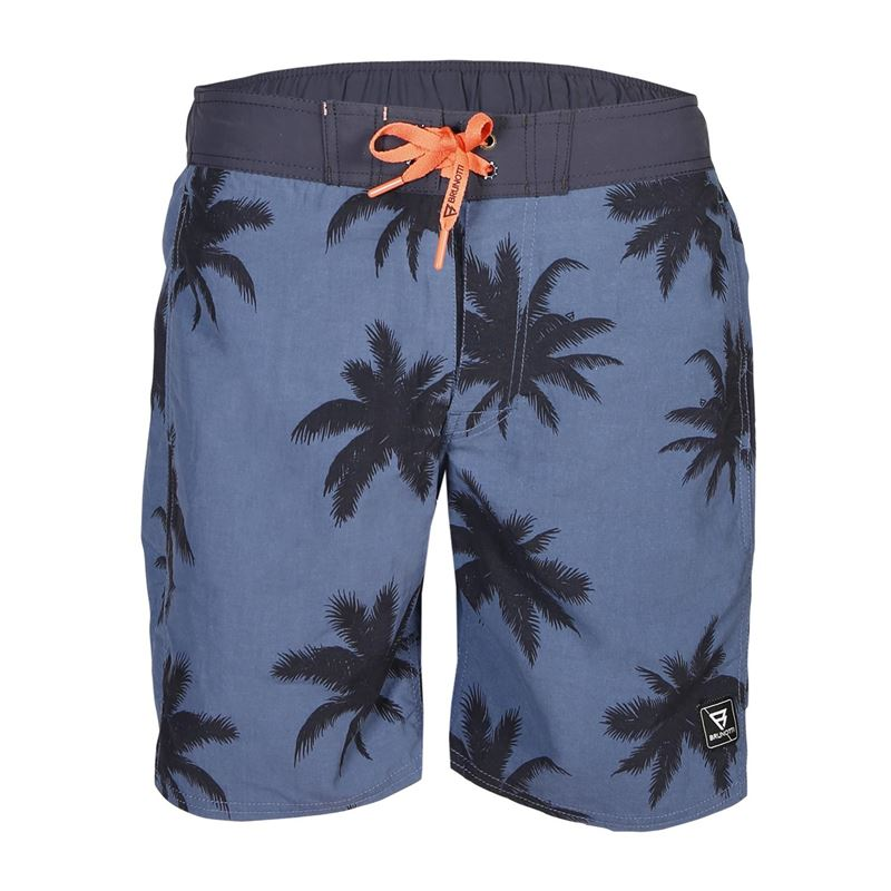 Brunotti Minnow  (blue) - men swimshorts - Brunotti online shop