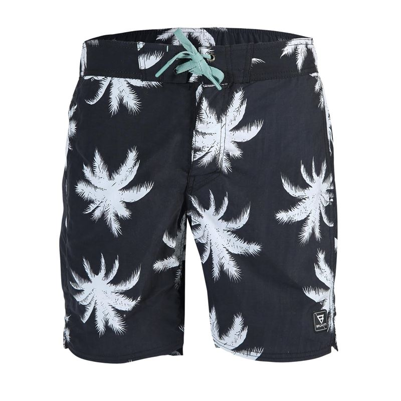 Brunotti Minnow  (black) - men swimshorts - Brunotti online shop