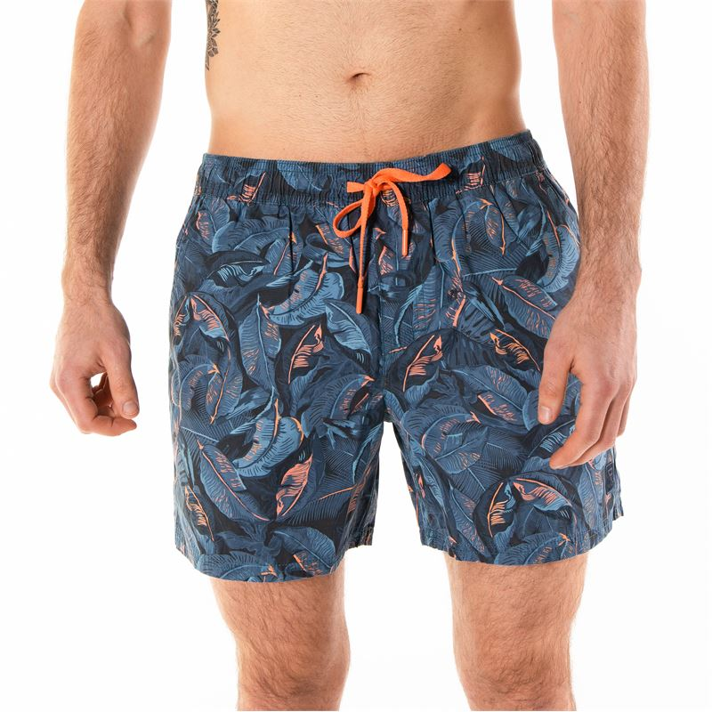 Brunotti Urwin  (blue) - men swimshorts - Brunotti online shop