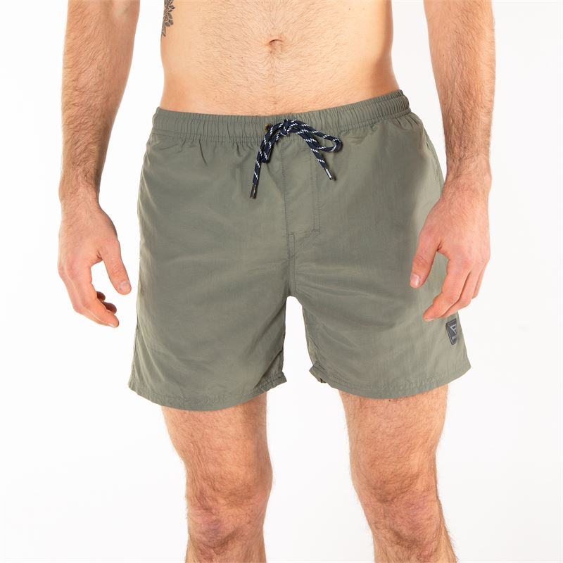 Brunotti Hester  (groen) - heren zwemshorts - Brunotti online shop