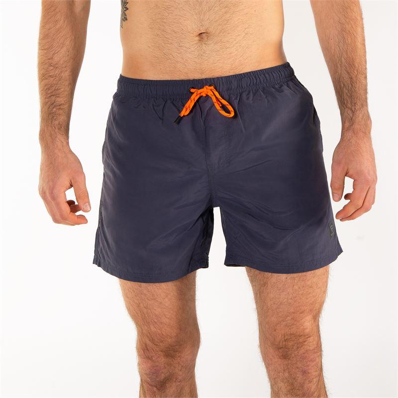 Brunotti Hester  (blauw) - heren zwemshorts - Brunotti online shop