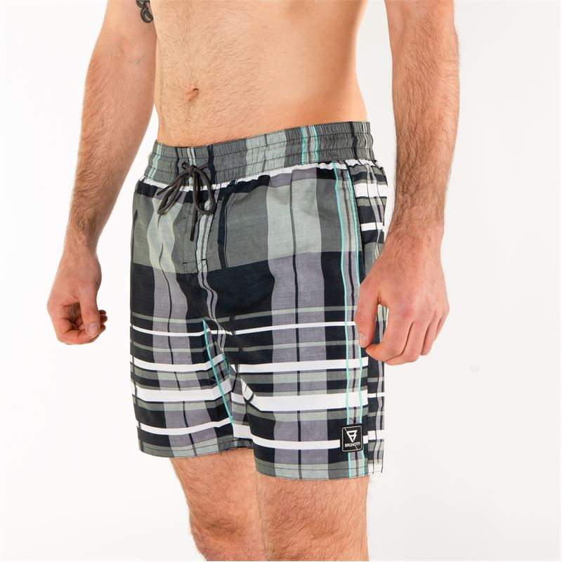 Brunotti Andros  (green) - men swimshorts - Brunotti online shop