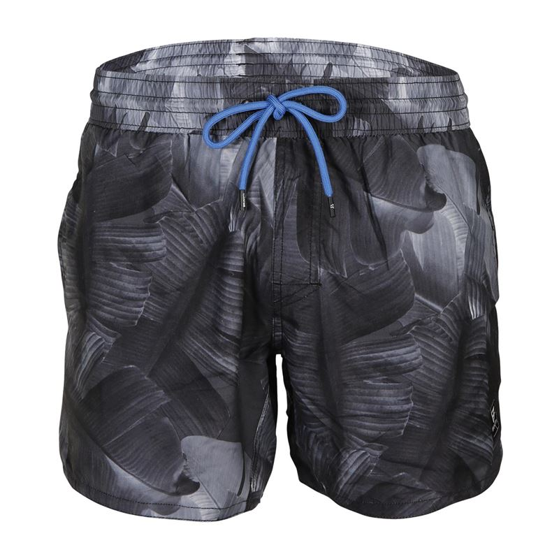 Brunotti Hasper  (black) - men swimshorts - Brunotti online shop