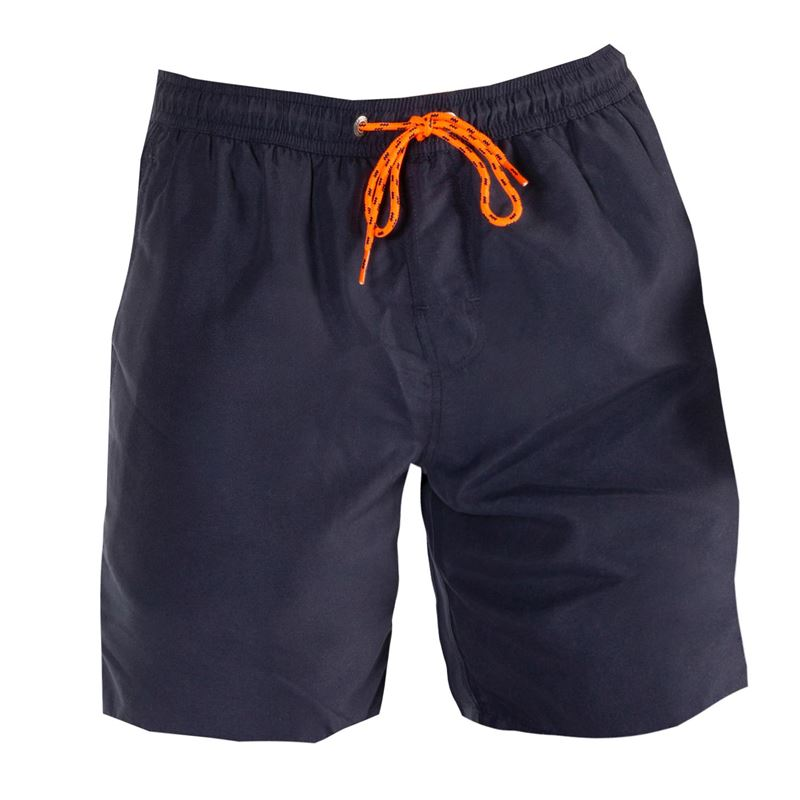 Brunotti Matrix  (blauw) - heren zwemshorts - Brunotti online shop