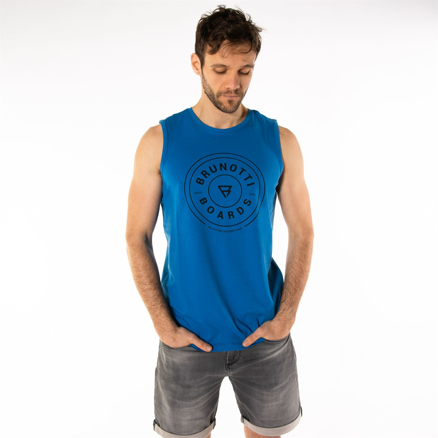 Ackley Mens Sleeveless