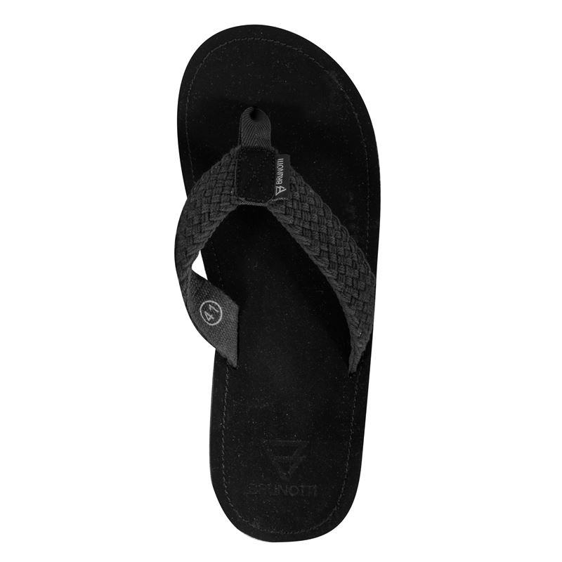 Brunotti Bertol  (black) - men flip flops - Brunotti online shop