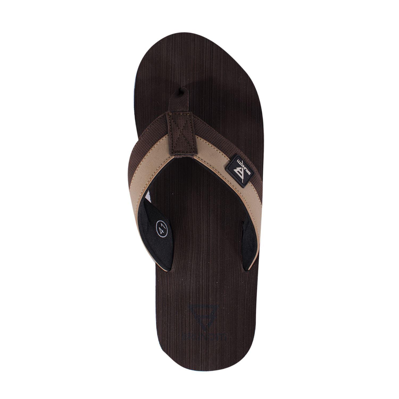 a191dbb6b57464 Brunotti Brushed (bruin) - heren slippers - Brunotti online shop. -30%.  Thumb 1 Thumb 2