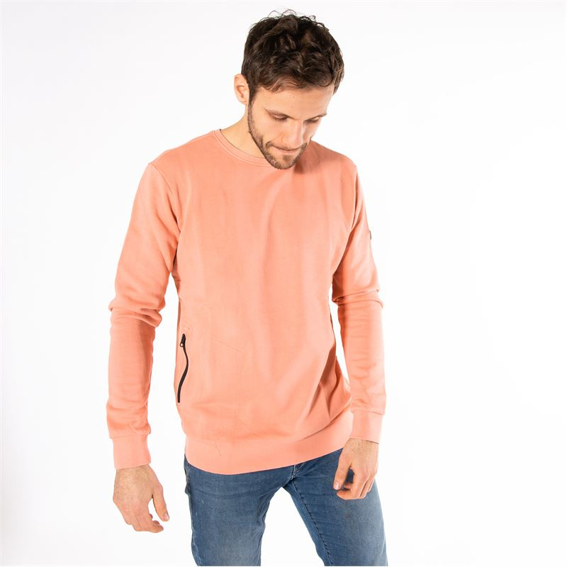 Brunotti Michah  (pink) - men sweats & cardigans - Brunotti online shop