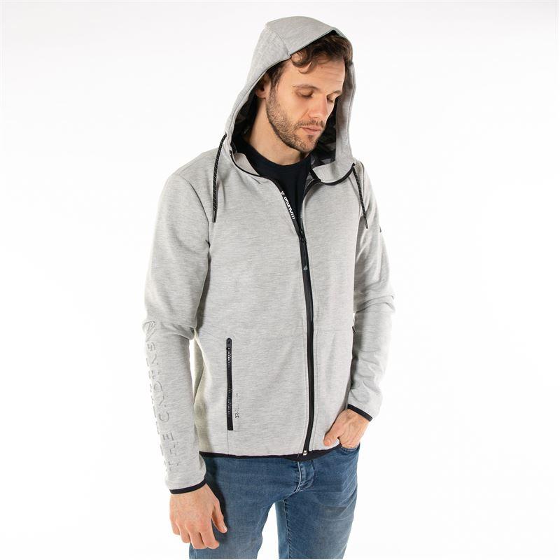 Brunotti Shad  (grau) - herren sweatshirts & sweatjacken - Brunotti online shop