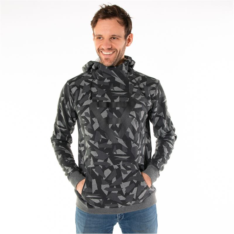 Brunotti Wilder  (grijs) - heren truien & vesten - Brunotti online shop