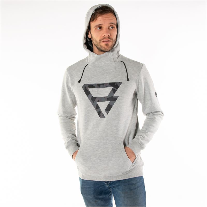 Brunotti Wilder  (grey) - men sweats & cardigans - Brunotti online shop